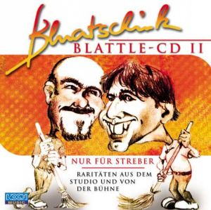 Blattle-CD II Cover