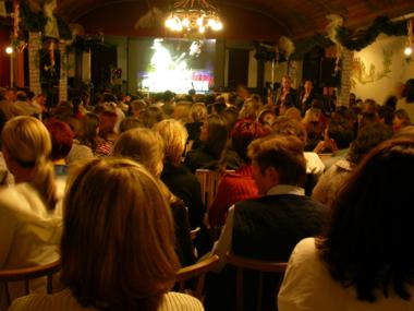 Saal in Fritzens