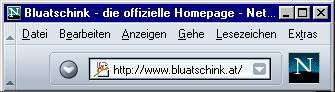 Netscape-Screenshot